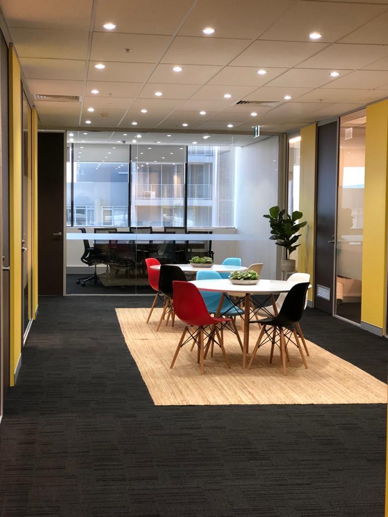 NSWIET lounge VET College